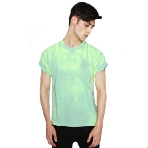 Green to Yellow Color Changing Shirt