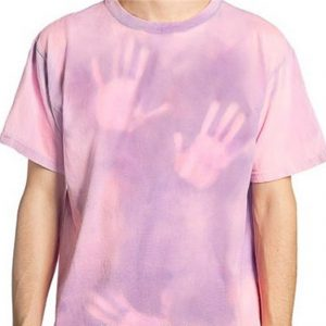 Purple to Pink Color Changing Shirt
