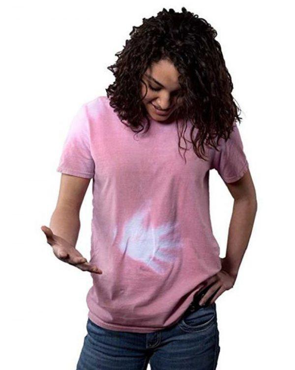 Pink Hypercolor Shirt
