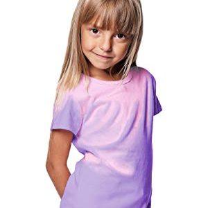 Kids Purple Hyper Color Shirt
