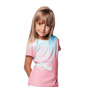 Pink Hypercolor Shirts for Kids