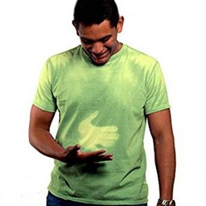 Mens Green Hyper Color Shirt