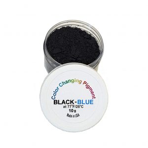Color Changing Powder Black Blue