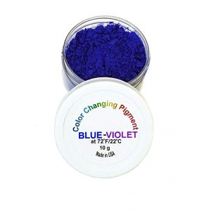 Color Changing Powder Blue to Purple