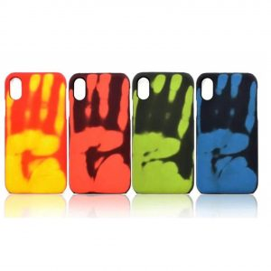 iPhone XS Hypercolor Phone Cases