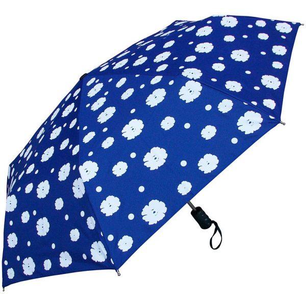 Hypercolor Color Changing Flower Print Umbrella