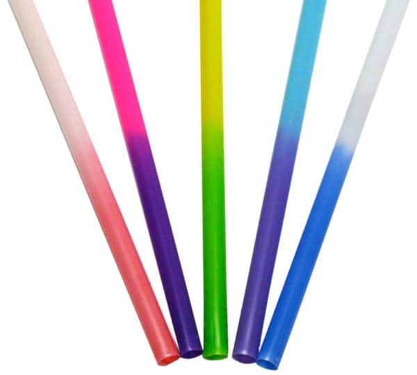 Hyercolor Color Changing Straws