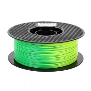 Green to yellow filament