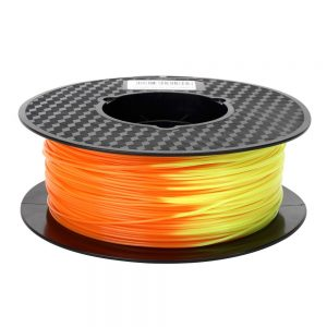 Orange to Yellow Filament