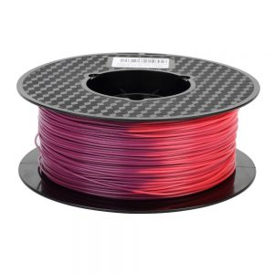 Purple to Red Filament